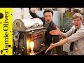 The Christmas Dinner Spinner | Jamie Oliver & Colin Furze