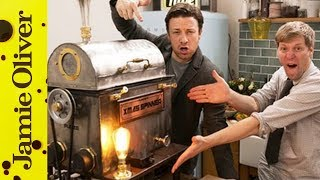 the christmas dinner spinner jamie oliver colin furze