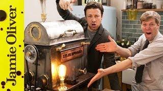 The Christmas Dinner Spinner  Jamie Oliver &amp Colin Furze