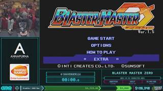 Blaster Master Zero by Skavenger216 in 44:08 AGDQ 2018