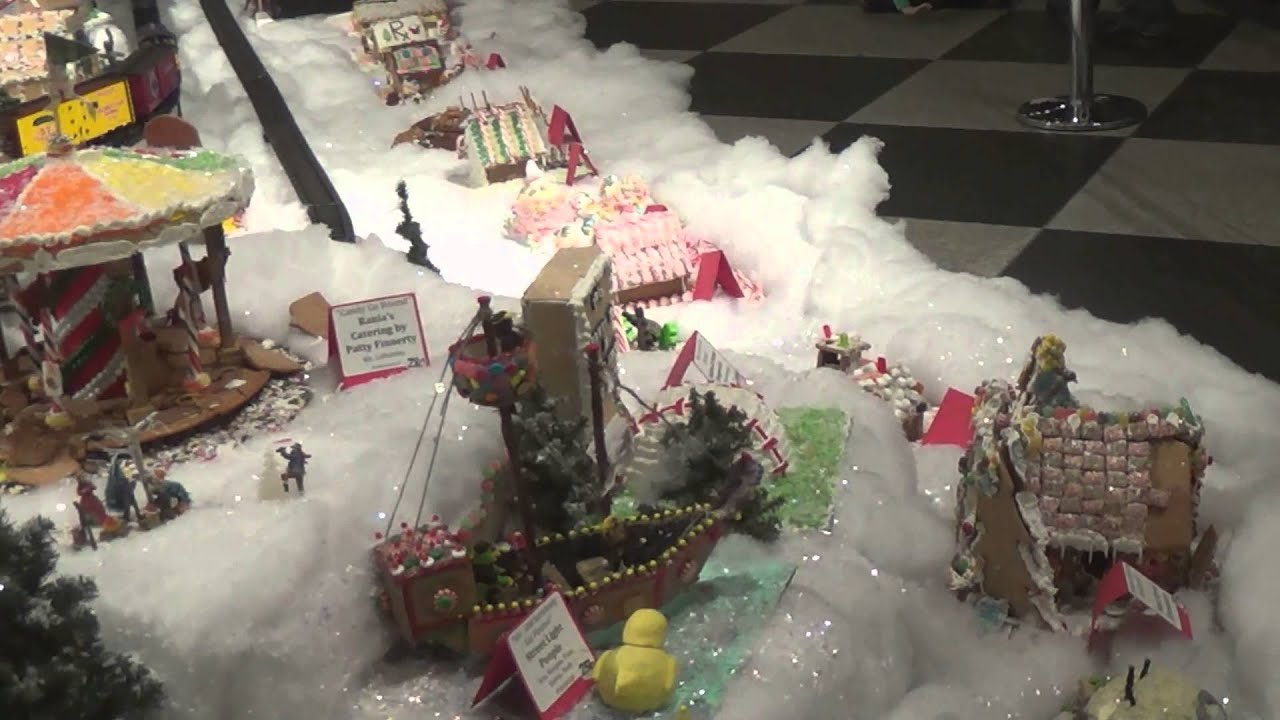 the 2014 ppg place winter garden and ice rink youtube