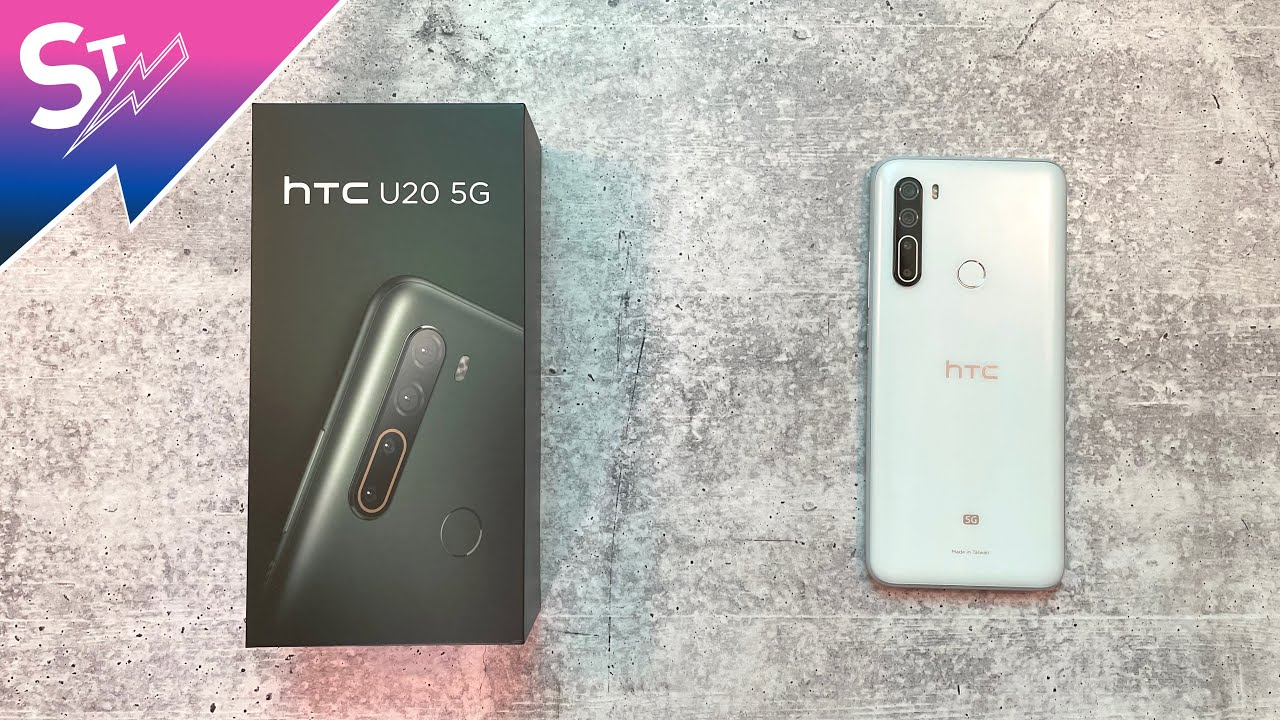 Download Unboxing the HTC U20 5G