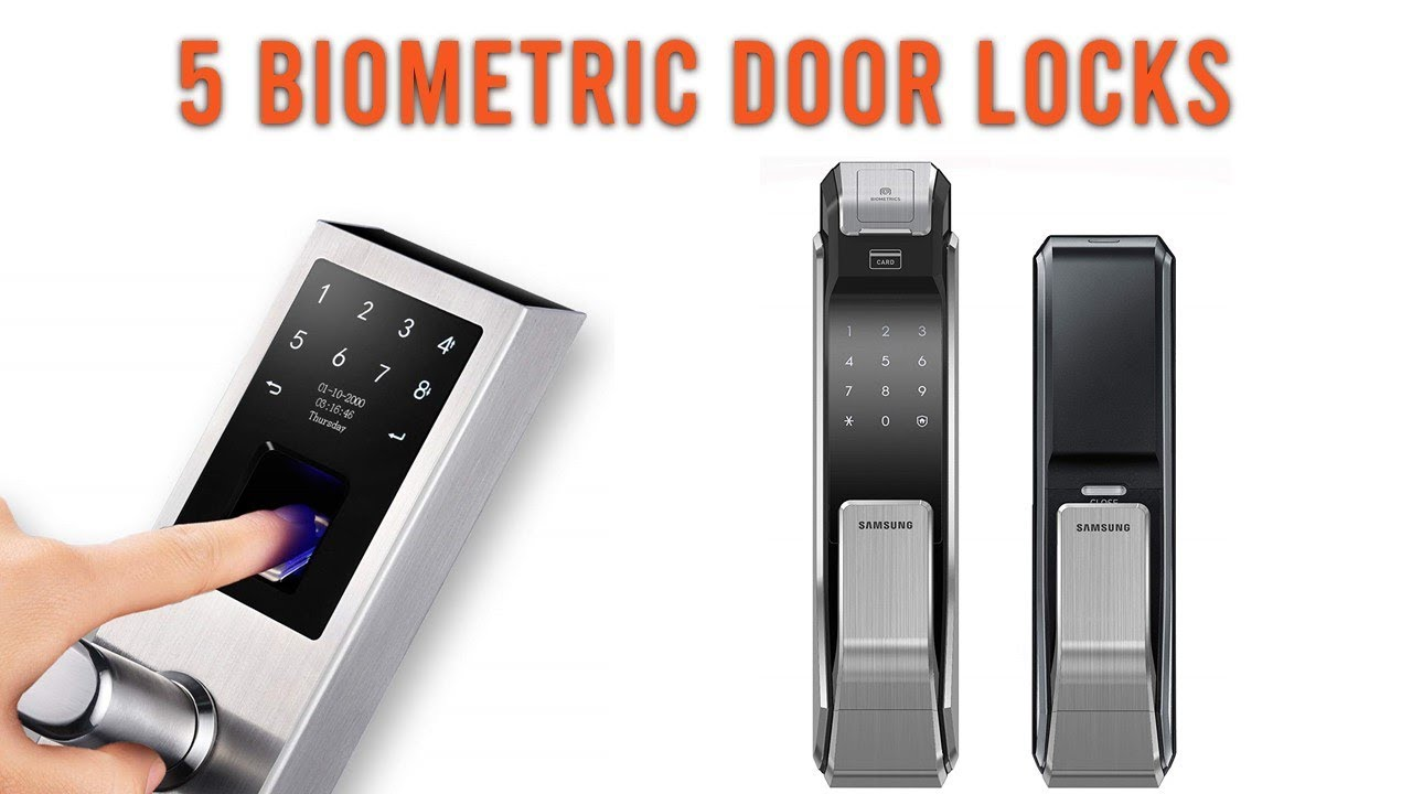 Biometric Door Locks Reviews 2019 : Top 5 Best Biometric Door Locks