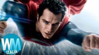 Top 10 CURIOSITÀ e FATTI su SUPERMAN!