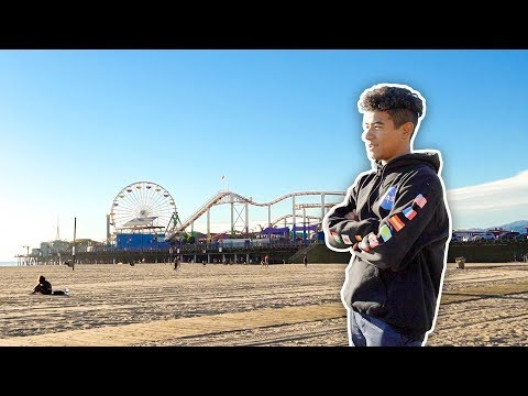 Re-visiting The Santa Monica Pier