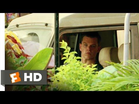 The Bourne Supremacy (1/9) Movie CLIP - Goa Car Chase (2004) HD