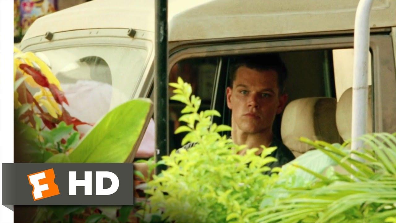 Download The Bourne Supremacy (1/9) Movie CLIP - Goa Car Chase (2004) HD
