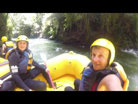 Rafting Rotorua NZ