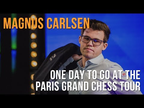Paris Grand Chess Tour: Magnus Carlsen On His Controversial Interview