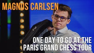 Paris Grand Chess Tour: Magnus Carlsen On His Controversial Interview