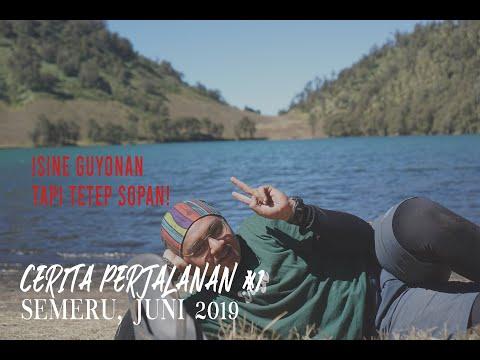Gunung Semeru 2019 | Cerita Perjalanan #1 | Pertama Kali Ngebut Ranupani - Kalimati