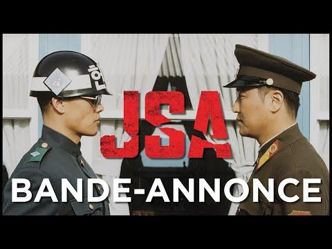 JSA (Joint Security Area), de Park Chan-wook - Bande-annonce