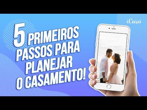 CASAMENTO: 5 PRIMEIROS PASSOS PARA ORGANIZAR O CASAMENTO DOS SONHOS!