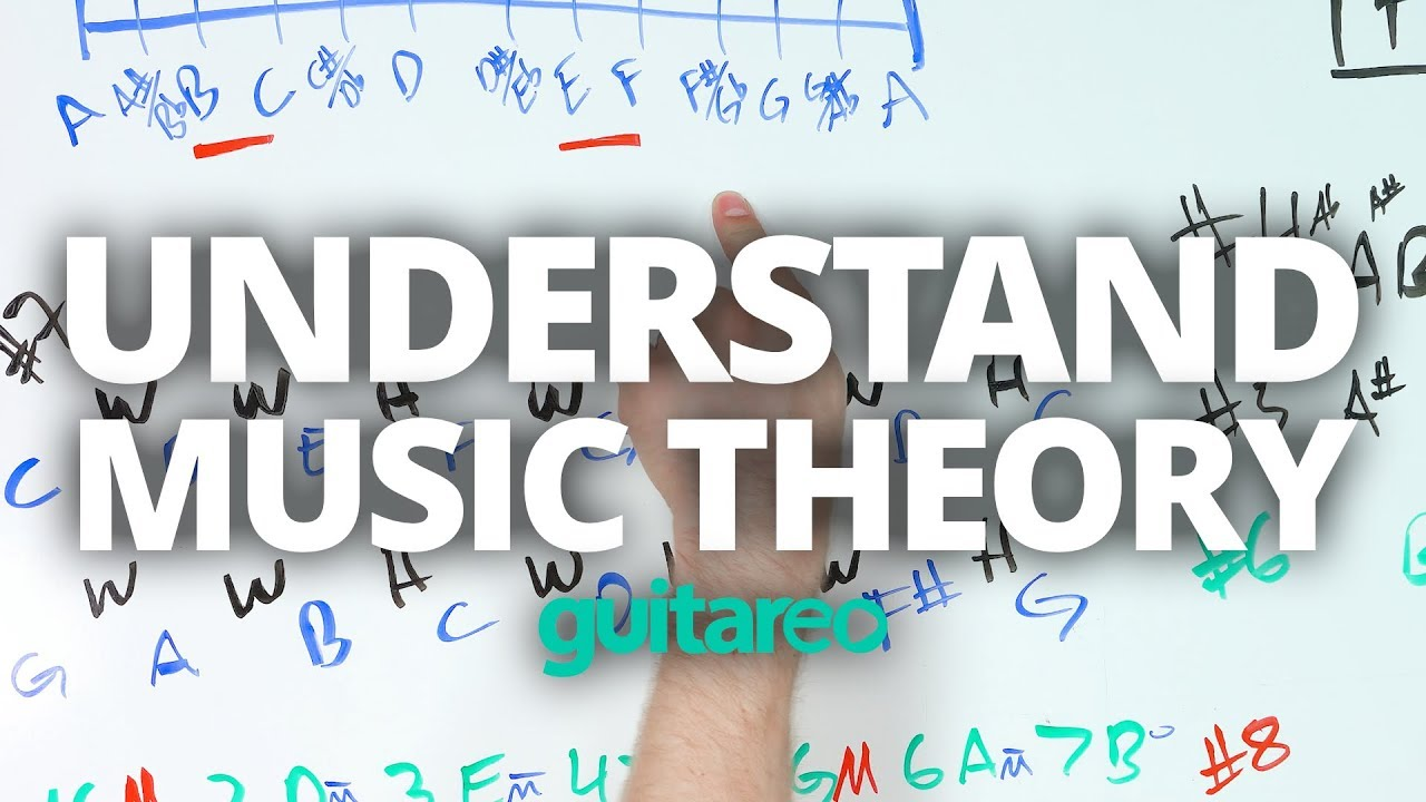 8 Steps To Understand Music Theory Guitar Lesson Youtube