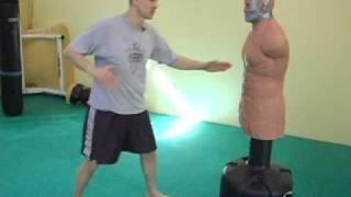 Kickboxing Training- Side Kicks