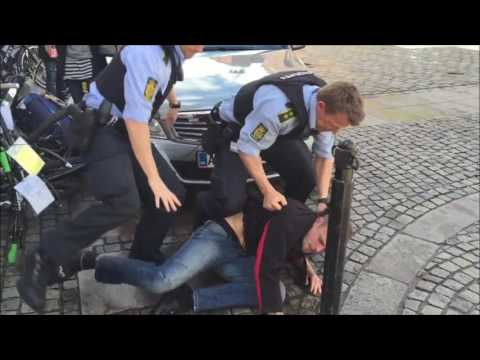 Danish Police Compilation - HARD KNOCK LIFE