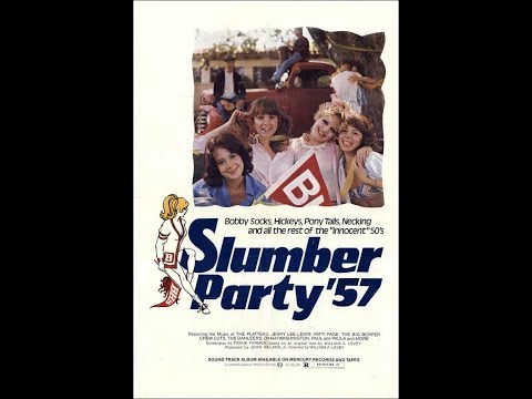 Cannon Films Countdown# 11  - Slumber Party '57 (1976) ft the Loose Cannons