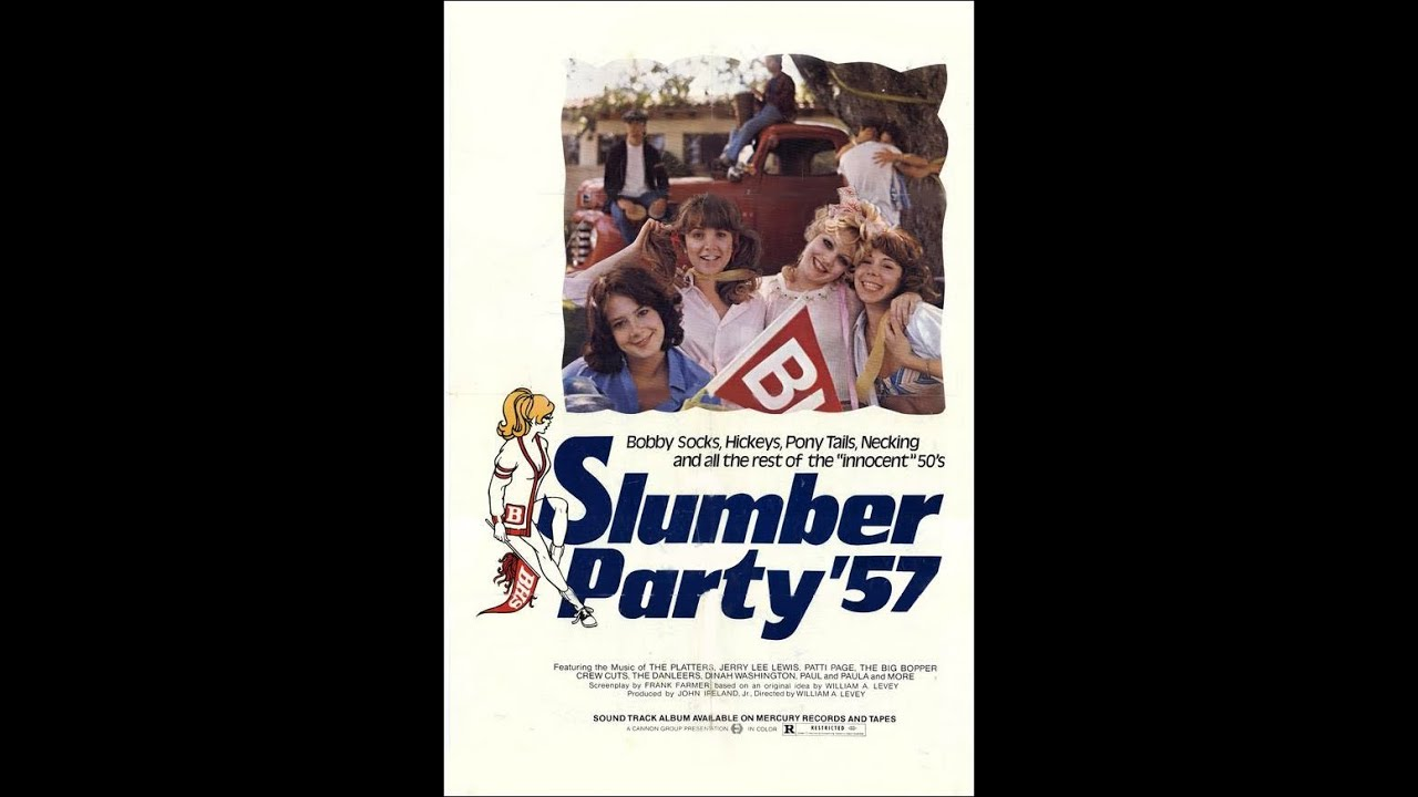 Download Cannon Films Countdown# 11  - Slumber Party '57 (1976) ft the Loose Cannons