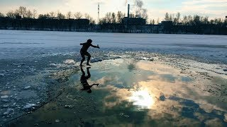 VLOG ● Пубертат ушел под лед !