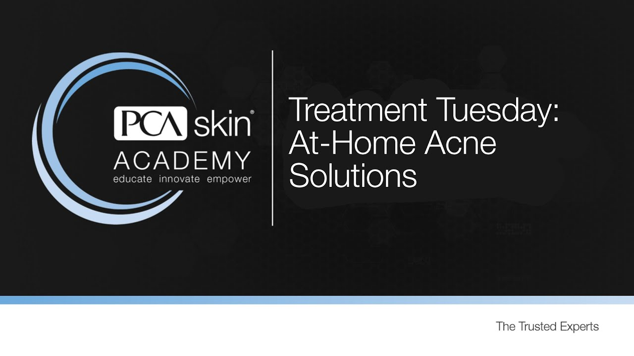 Click to open this video in a pop-up modal: Treatment Tuesday: Acne Solutions