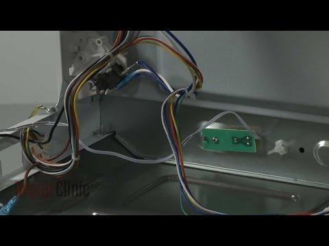 Thermistor - Whirlpool Microwave