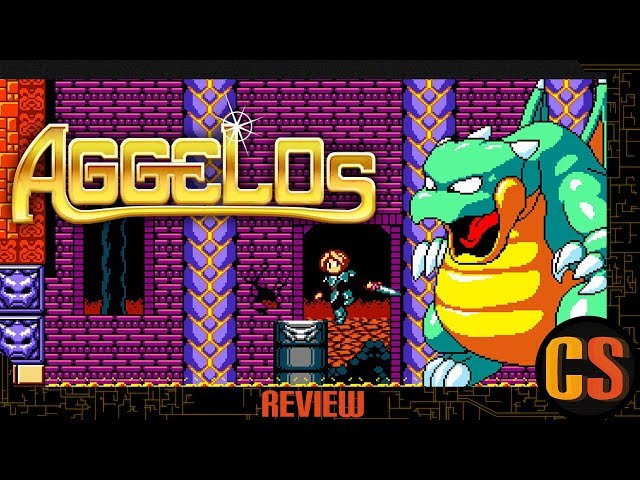 AGGELOS - PS4 REVIEW