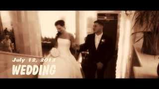 Креативная свадьба в Туле, Иван и Екатерина...