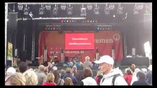02-KRI Dewaruci pada Sail Bremerhaven 2010
