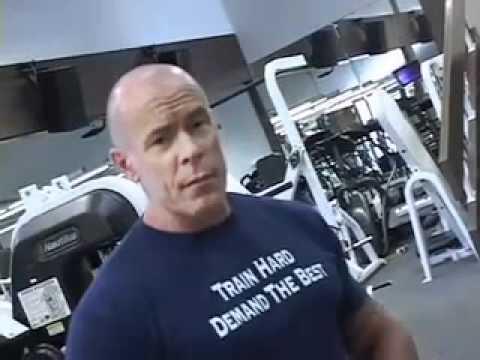 Muscle Mechanics L.A. Client  Jud Tylor