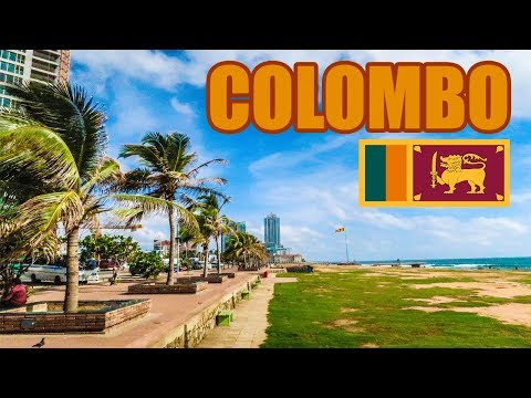 Sri Lanka Colombo City Sightseeing | Things To Do In Colombo Sri Lanka