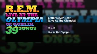 Letter Never Sent [Live At The Olympia]