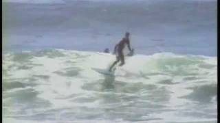Longboard Surfing Movie:  Every Turn Of The World - Part 1b