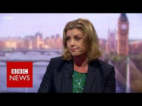 'UK can't stop Turkey joining EU' says Penny Mordaunt - BBC News