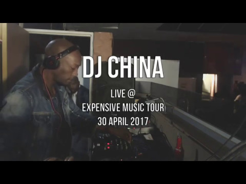 DJ China Live At Expensive Music Tour