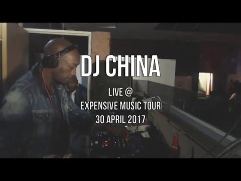 DJ China Live At Expensive Music Tour