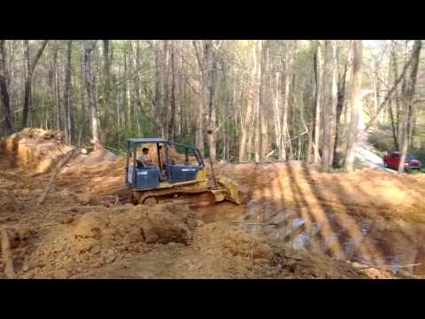 Our Home & Lake Construction Movie