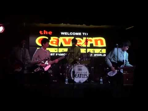 REO BROTHERS  THE FIRST FILIPINO BAND PERFORM IN CAVERN CLUB LIVERPOOL THE FAMOUS CLUB IN THE UK