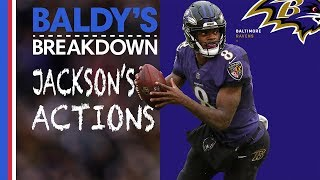 Studying Lamar Jackson's Rise to Stardom! | Baldy Breakdowns