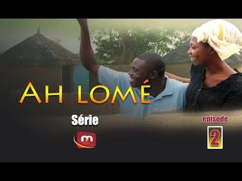 Série  Togolaise - Ah Lome Episode 2