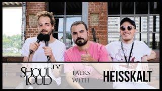 Heisskalt Interview: Über ihr neues Album Idylle, die Unabhängigkeit vom Label und mehr!