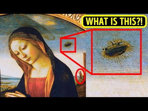 10 Things That Famous Paintings Are Secretly Trying To Tell You