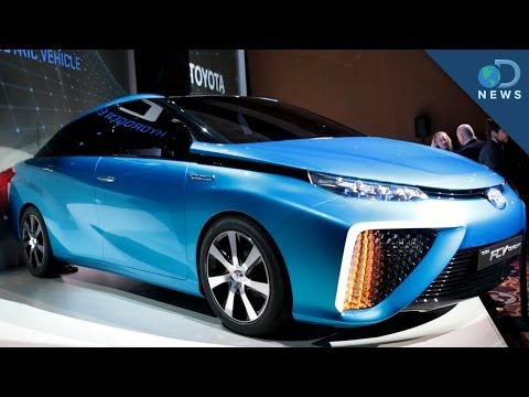 Toyota's Fuel Cell Vehicle: A Zero-Emission Car Coming 2015!