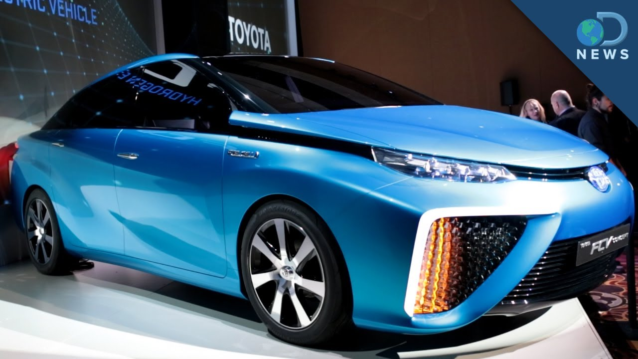 Toyota S Fuel Cell Vehicle A Zero Emission Car Coming