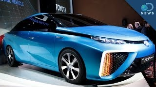 Repeat youtube video Toyota's Fuel Cell Vehicle: A Zero-Emission Car Coming 2015!