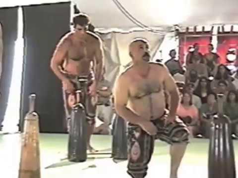 Koshti: Iranian wrestling.  Demo 1