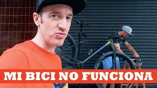 La bici de Zugasti no funciona | Ibon Zugasti
