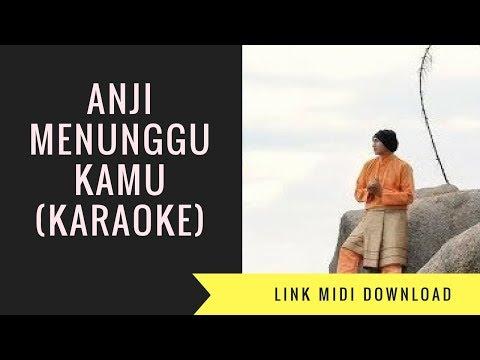 Anji - Menunggu Kamu (Karaoke/Midi Download)
