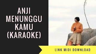 Download lagu Anji - Menunggu Kamu (Karaoke/Midi Download)
