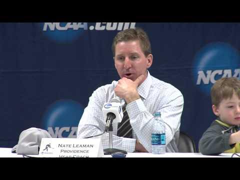 NCAA Tournament 2015 Round 2: Coach Leaman Press Conference 3/29/15