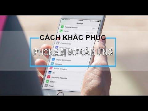 [ CHIA SẺ ] Hướng dẫn khắc phục lỗi đơ cảm ứng trên iPhone 6plus